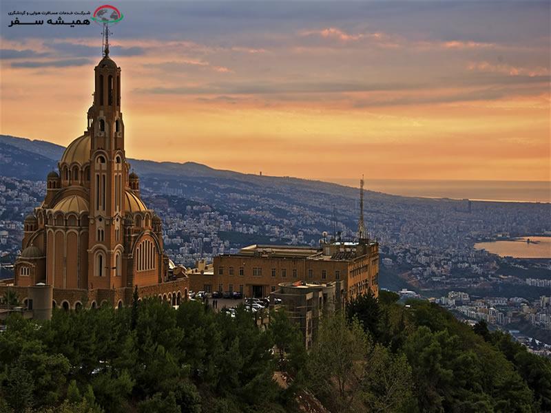 قيمت تور لبنان