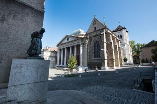 معبد سنت پیِر | Temple de Saint-Pierre nv در ژنو
