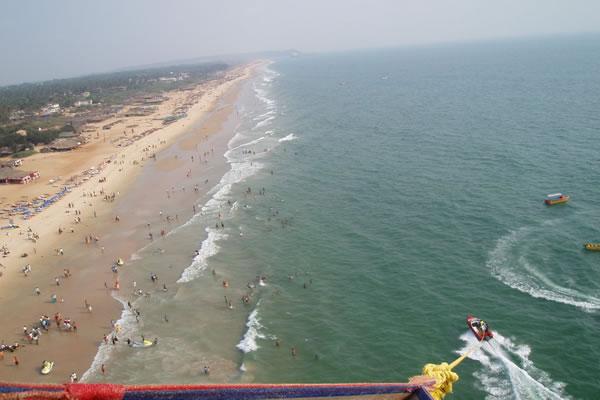 ساحل گوا