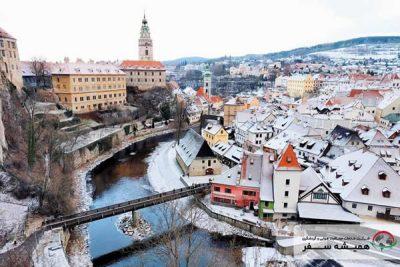 راهنمای سفر به جمهوری چک