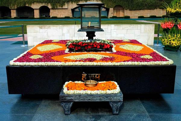 مقبره گاندی دهلی
