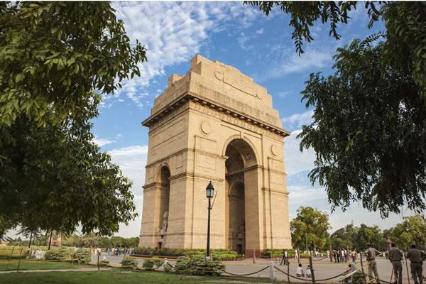 دروازه ی هند در دهلی