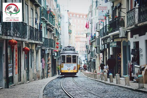 پرتغال کشوری جذاب