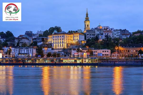 شهر بلگراد در صربستان