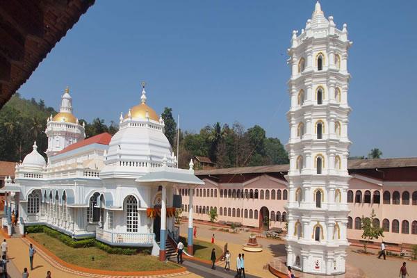 معبد Mangeshi