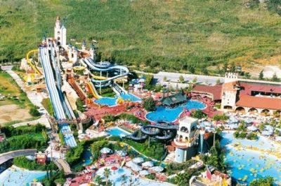 Aquafantasy Aquapark Hotel & Spa Kusadasi