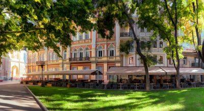 Palais Royal Hotel Odessa