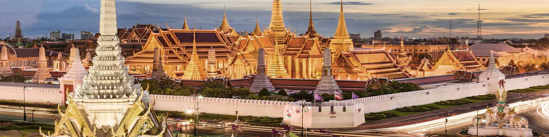 تورهای بانکوک همیشه سفر
