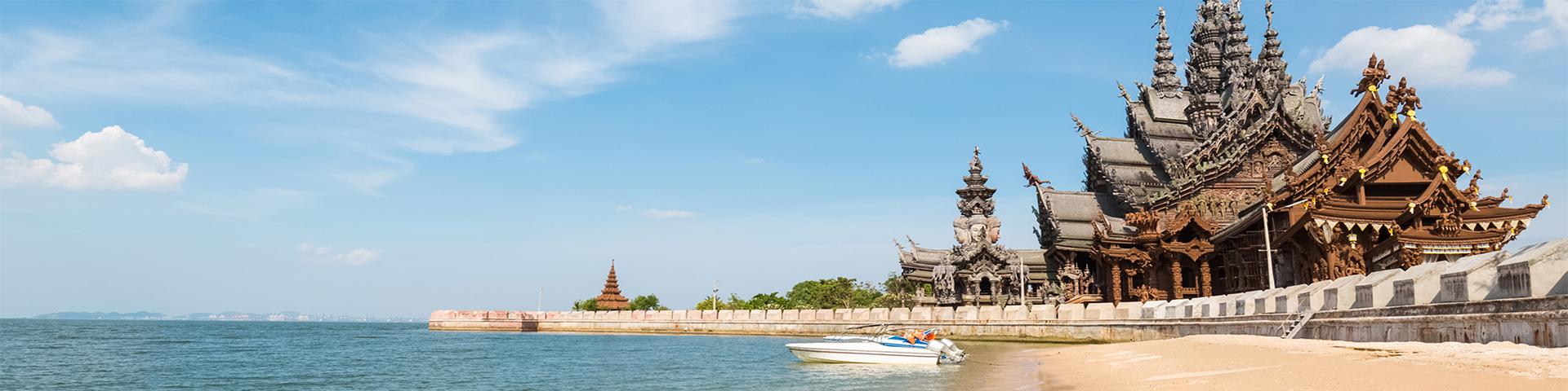 تورهای بانکوک و پوکت همیشه سفر
