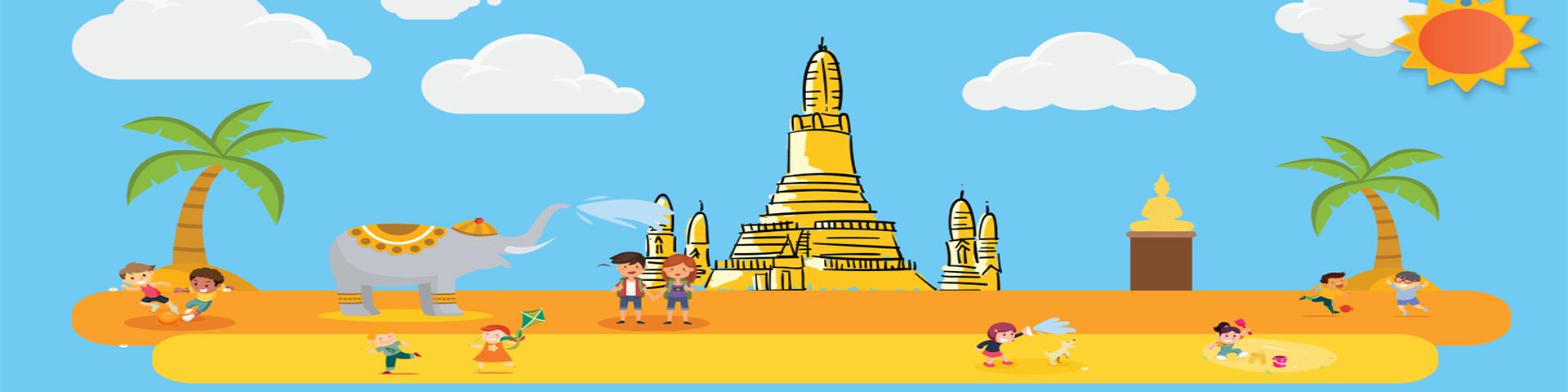 تور جشن آب تایلند