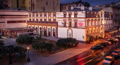 mozart hotel odessa