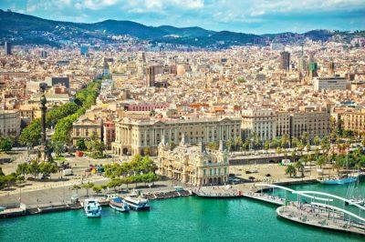 تور اسپانیا پاییز (مادرید-بارسلون)