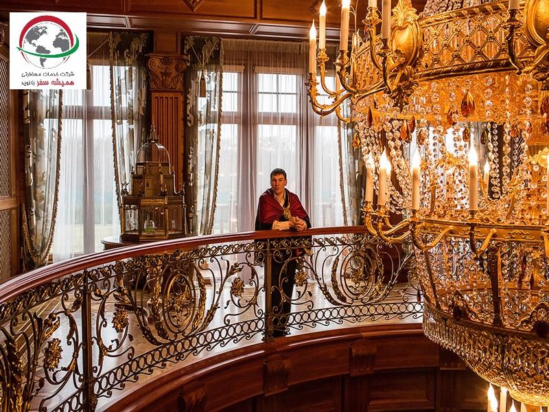 موزه کاخ ریاست جمهوری اوکراین