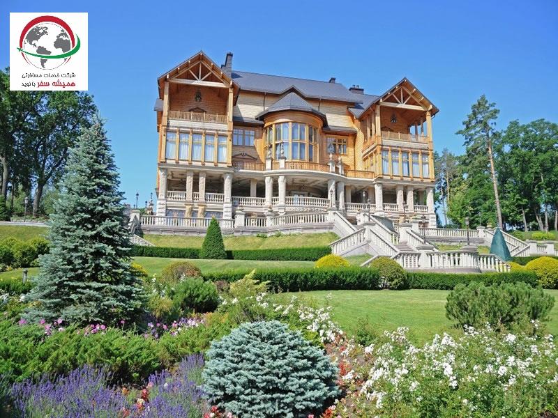 آشنایی با موزه کاخ ریاست جمهوری اوکراین