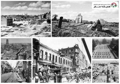 مینسک و جنگ جهانی دوم
