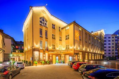 TAURUS HOTEL LVIV