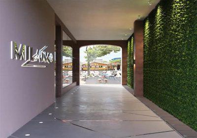 hotel milano odessa