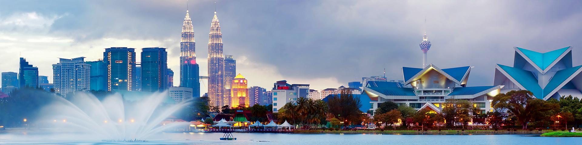 تور کوالالامپور و پنانگ همیشه سفر