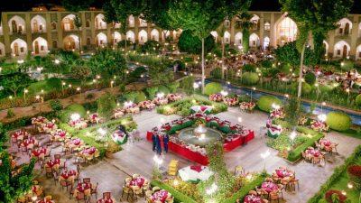 تور اصفهان هتل عباسی