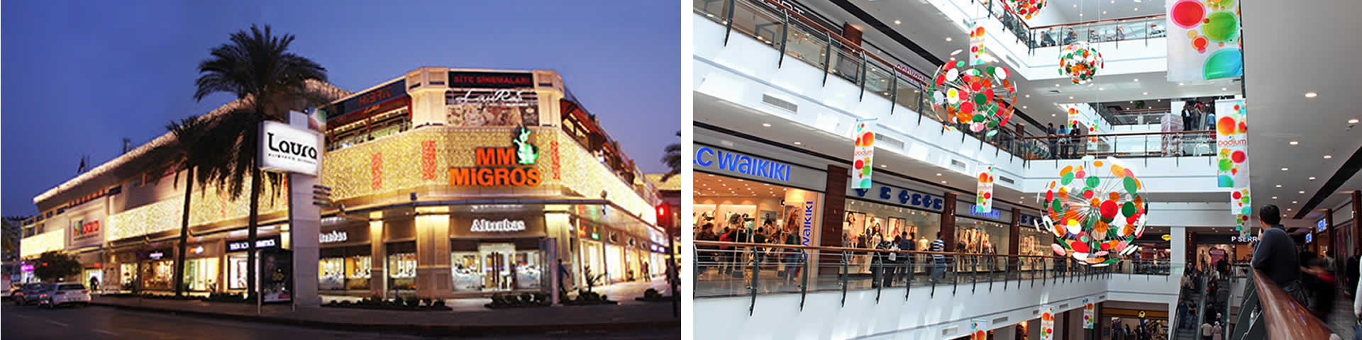 مرکز خرید لاورا