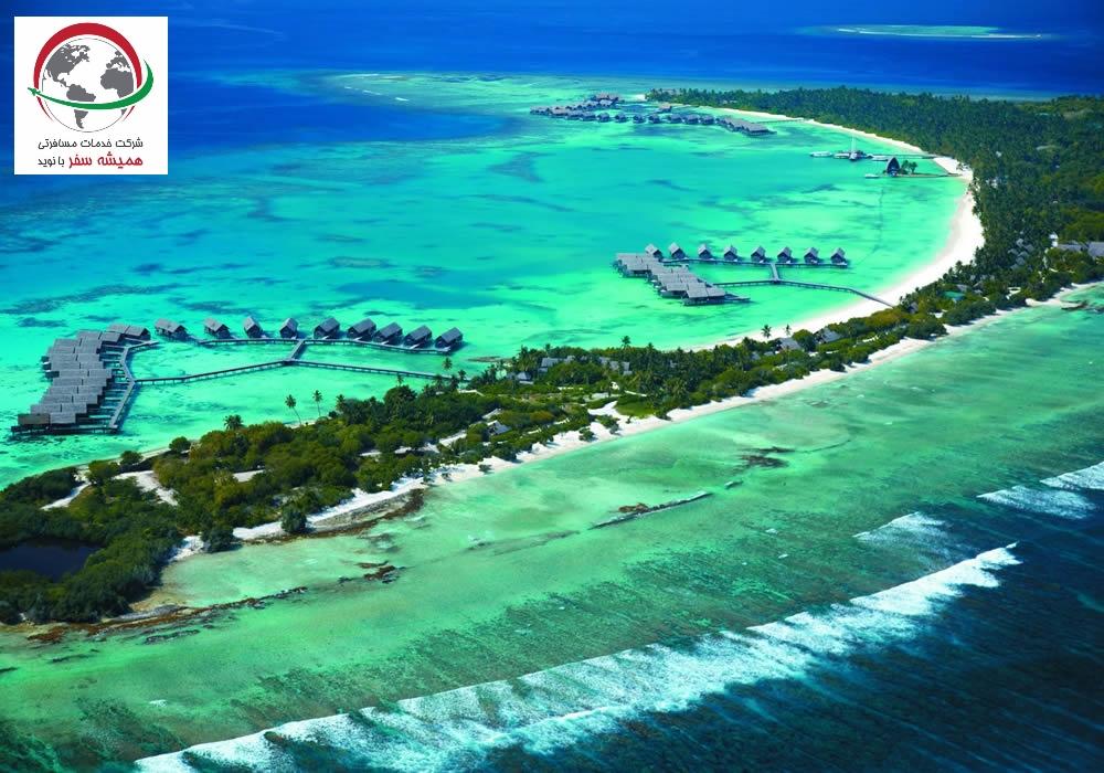 آشنایی با جاذبه های گردشگری مالدیو
