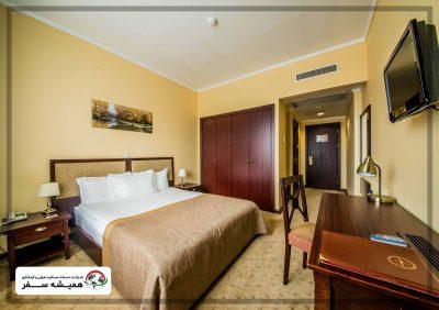 اتاق دبل هتل مینسک بلاروس