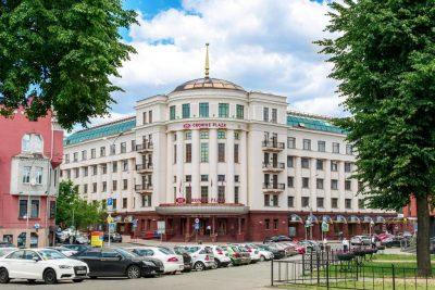 هتل کرون پلازا مینسک