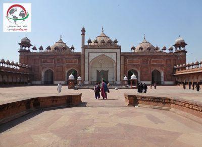 آشنایی با مسجد جامع آگرا