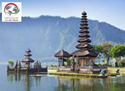 بهشتی به نام کوه باتور در بالی