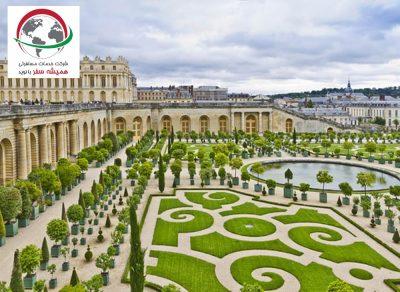 آشنایی با کاخ ورسای پاریس