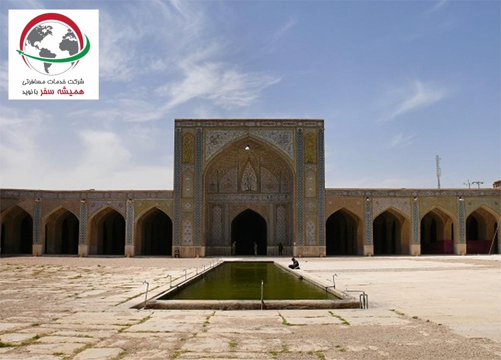 vakil-mosque-shiraz attraction