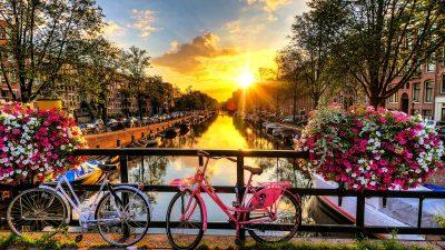 فرانسه، بلژیک، هلند