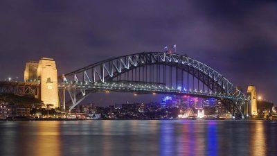 استرالیا(۱۳ روز)