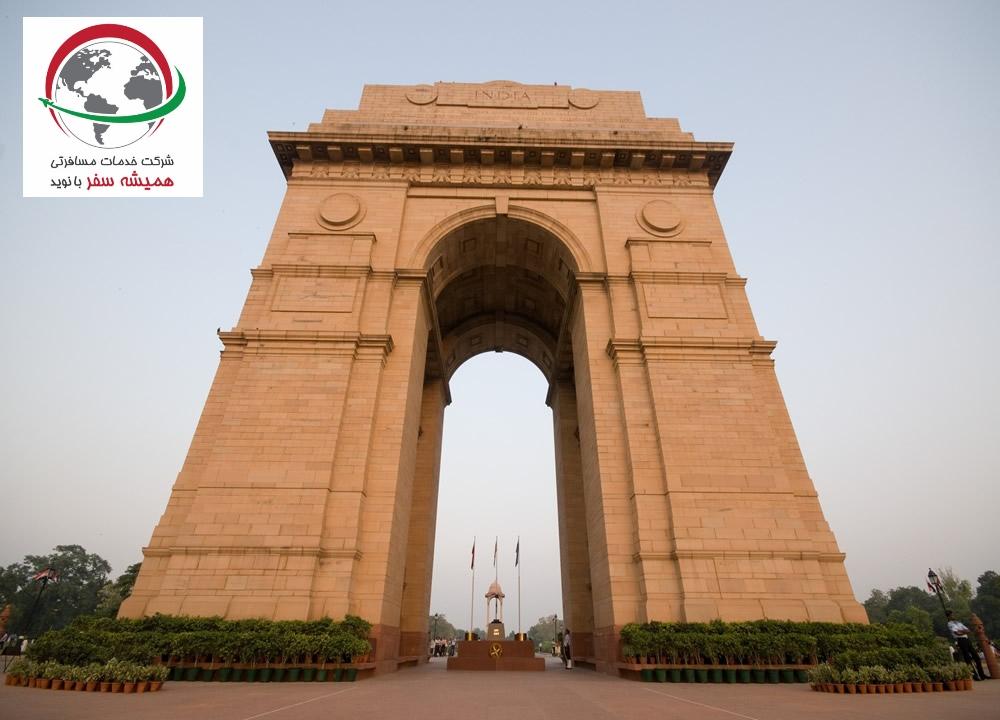 دروازه هند در دهلی