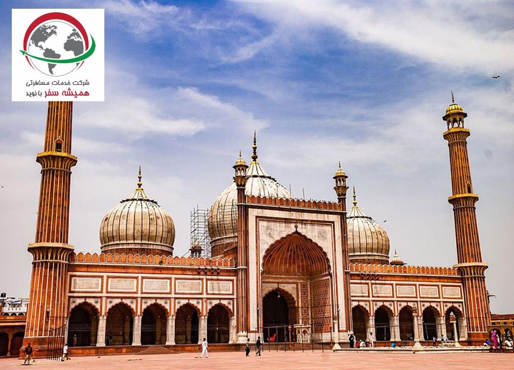 مسجد جاما در دهلی