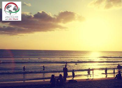 آشنایی با ساحل کوتا در منطقه زیبای بالی