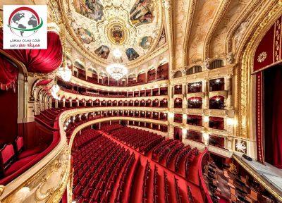 آشنایی با تاریخ و سرگذشت سالن اپرا اودسا