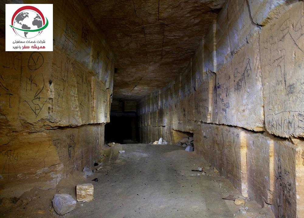 odessa-underground-caves attraction