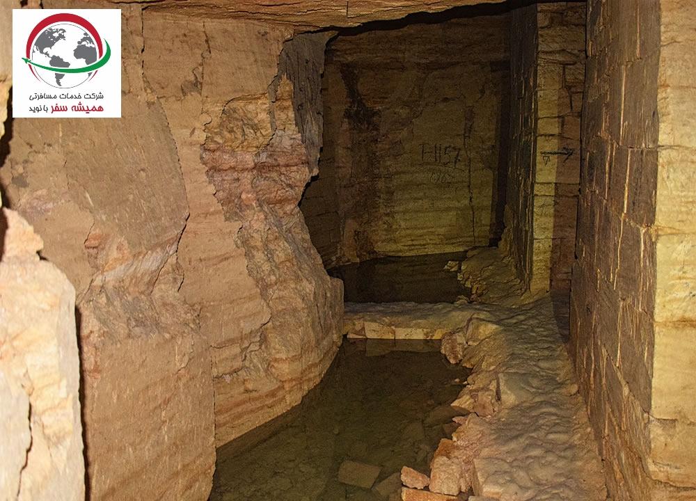 غارهای زیرزمینی اودسا
