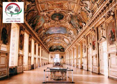 گردش در موزه لوور پاریس گرانبها ترین گنجینه تاریخی جهان