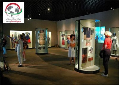 معرفی کامل موزه شانگهای در کشور چین