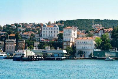 جزیره بیوک آدا استانبول