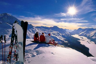 تور اسکی سوئیس