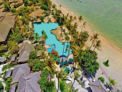 نمای هتل پاترا بالی