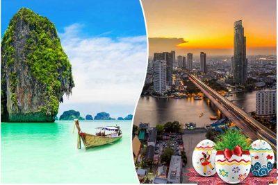 بانکوک پوکت نوروز ۱۳۹۹