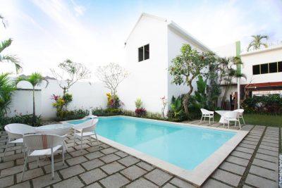 نمای هتل اسپازیو بالی