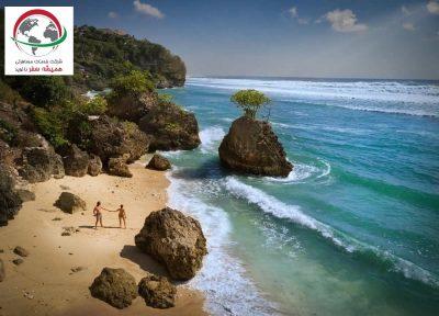 با ساحل بینگین در جزیره بالی بیشتر آشنا شوید