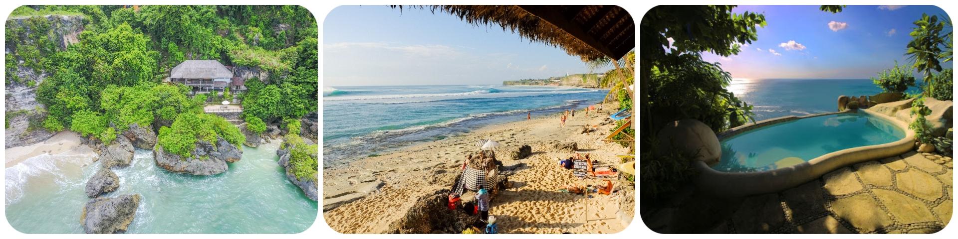 ساحل بینگین بالی، اندونزی