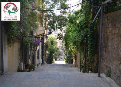آشنایی با خیابان معروف gemmayzeh Street بیروت