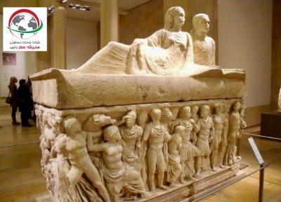 گذری تاریخی در دل موزه ملی بیروت